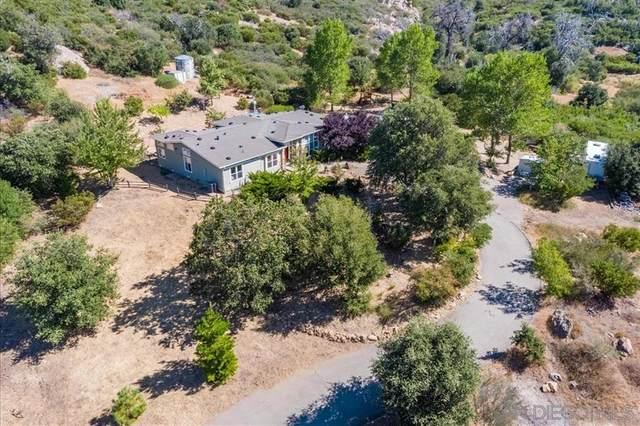 17851 Winn Ranch Rd, Julian, CA 92036 (#200015874) :: Neuman & Neuman Real Estate Inc.
