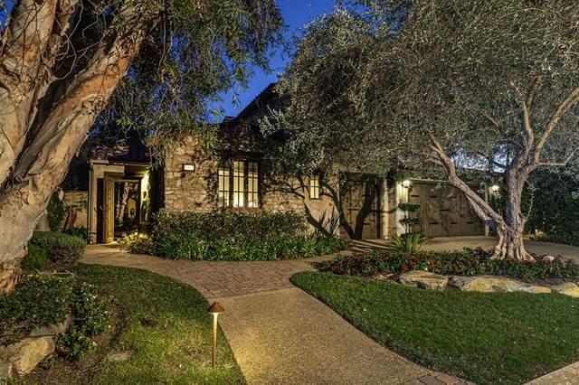 6903 Calle Portone, Rancho Santa Fe, CA 92091 (#200015924) :: Cay, Carly & Patrick | Keller Williams