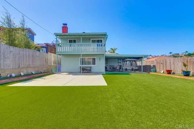 4044 Atascadero Drive, San Diego, CA 92107 (#200015979) :: Keller Williams - Triolo Realty Group