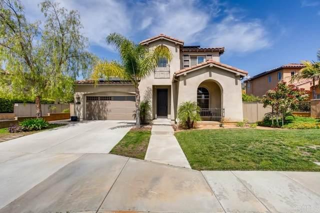 2654 Pummelo Ct, Escondido, CA 92027 (#200016002) :: Neuman & Neuman Real Estate Inc.