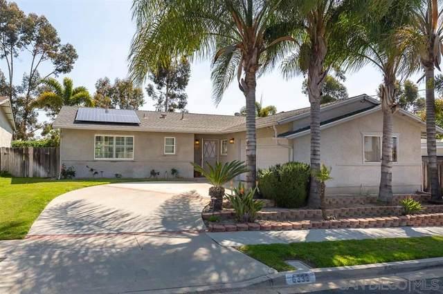 6333 E Lake Dr, San Diego, CA 92119 (#200016030) :: Cane Real Estate