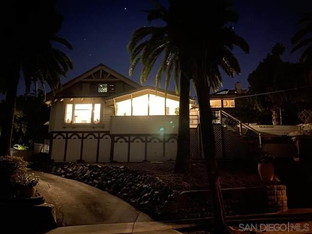 8169 Fairview Ave, La Mesa, CA 91941 (#200016049) :: The Miller Group