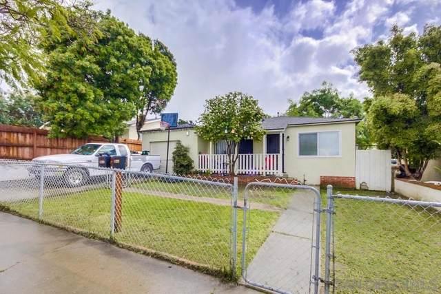 4109-4111 Beta Street, San Diego, CA 92113 (#200016055) :: Whissel Realty