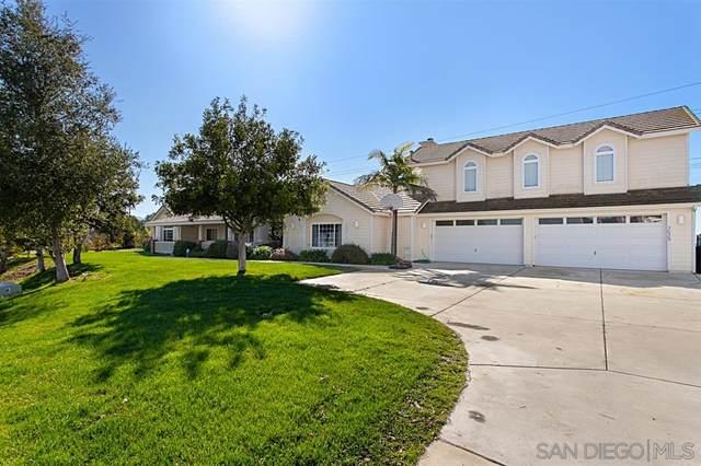 30589 Palomar Vista, Valley Center, CA 92082 (#200016062) :: Keller Williams - Triolo Realty Group
