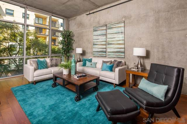 1025 Island Ave #314, San Diego, CA 92101 (#200016085) :: The Stein Group
