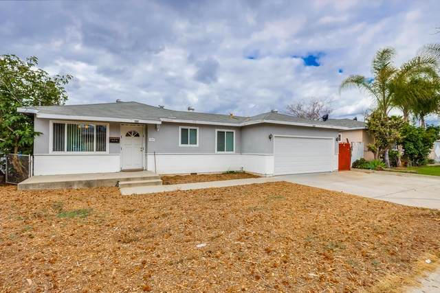 729 N Midway Dr, Escondido, CA 92027 (#200016121) :: Whissel Realty