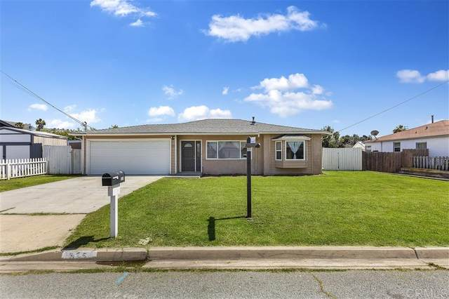 935 Brucker Ave, Spring Valley, CA 91977 (#200016135) :: Keller Williams - Triolo Realty Group