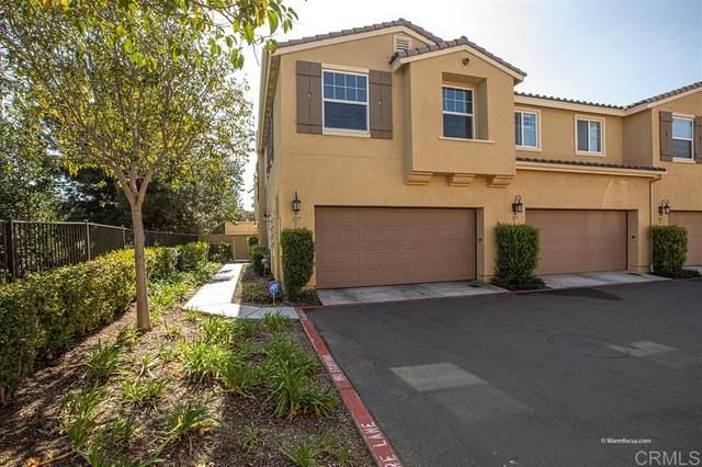 1377 Caminito Veranza #3, Chula Vista, CA 91915 (#200016157) :: Keller Williams - Triolo Realty Group
