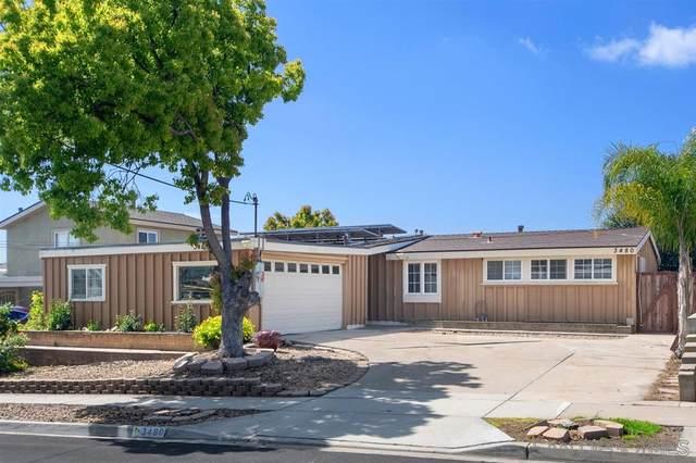 3480 Dorchester Dr, San Diego, CA 92123 (#200016166) :: Dannecker & Associates
