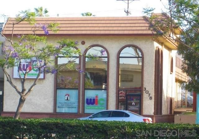 3078 El Cajon Blvd, San Diego, CA 92104 (#200016169) :: Cane Real Estate