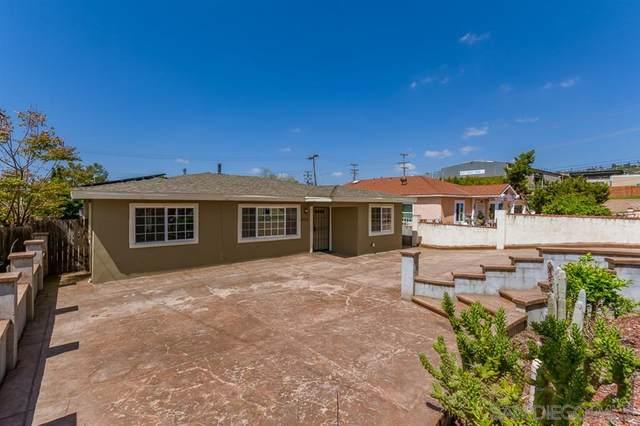 936 Sacramento Ave, Spring Valley, CA 91977 (#200016173) :: Dannecker & Associates