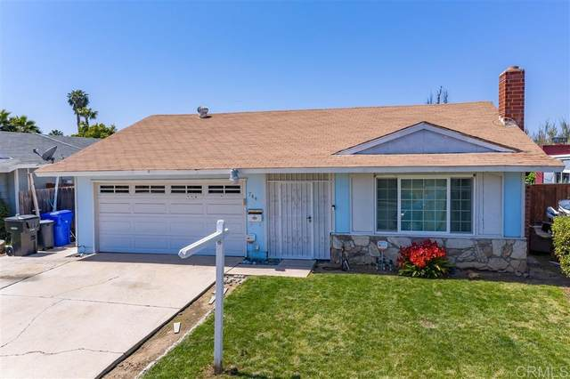 744 Saugerties Ave, San Diego, CA 92154 (#200016191) :: Dannecker & Associates