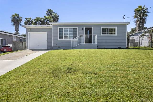 1075 Eucalyptus Dr, El Cajon, CA 92020 (#200016225) :: Neuman & Neuman Real Estate Inc.