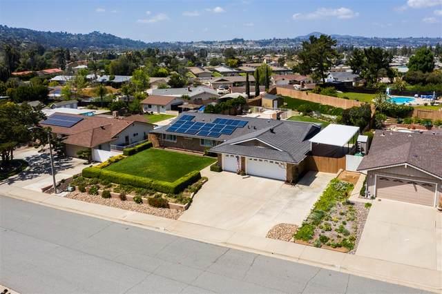 1064 Glenway Dr, El Cajon, CA 92020 (#200016264) :: Cane Real Estate