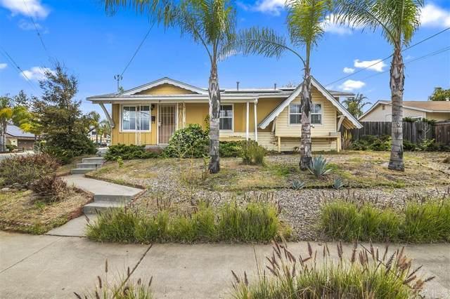 801 Alveda Ave, El Cajon, CA 92019 (#200016284) :: Cane Real Estate