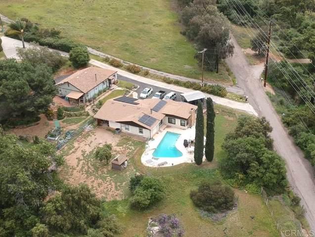 14574-76 Rios Canyon Rd, El Cajon, CA 92021 (#200016331) :: Cane Real Estate