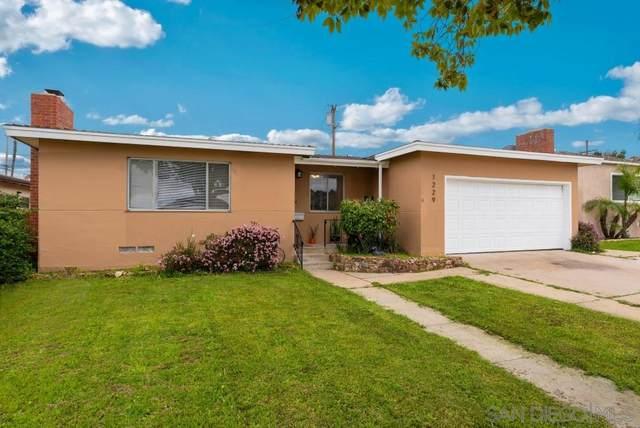 1229 Lorna Ave, El Cajon, CA 92020 (#200016335) :: Cane Real Estate