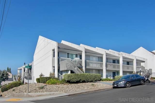 1124 Eureka St #40, San Diego, CA 92110 (#200016384) :: Cane Real Estate