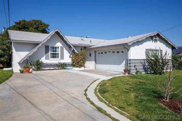 1034 Blackbird Street, El Cajon, CA 92020 (#200016391) :: Cane Real Estate