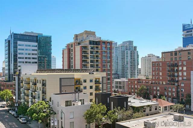 1050 Island Ave #615, San Diego, CA 92101 (#200016400) :: Cane Real Estate