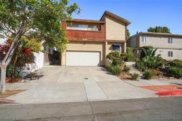 4141 Alabama #3, San Diego, CA 92104 (#200016410) :: The Stein Group