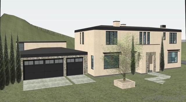 1110 Sassafras St., San Diego, CA 92103 (#200016442) :: Neuman & Neuman Real Estate Inc.