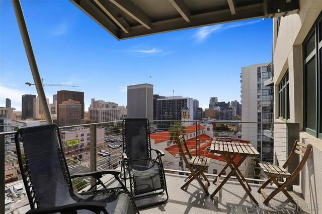 1551 4Th Ave #710, San Diego, CA 92101 (#200016461) :: The Stein Group