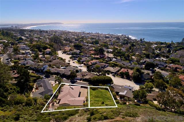 6051 & 6031 Folsom Dr., La Jolla, CA 92037 (#200016466) :: Whissel Realty