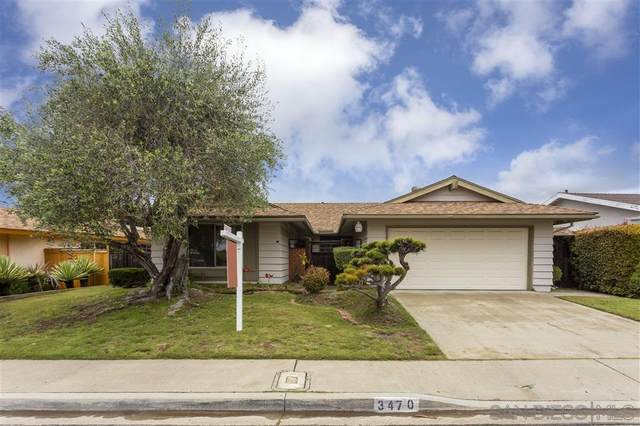3470 Conrad Ave., San Diego, CA 92117 (#200016481) :: Neuman & Neuman Real Estate Inc.
