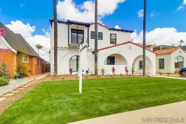 4368 Adams Avenue, San Diego, CA 92116 (#200016515) :: The Stein Group