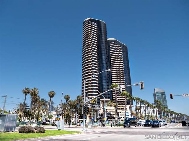 100 Harbor Drive #1905, San Diego, CA 92101 (#200016541) :: The Stein Group