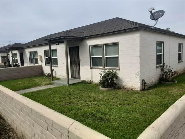 1460-72 Grove Ave, Imperial Beach, CA 91932 (#200016552) :: Neuman & Neuman Real Estate Inc.