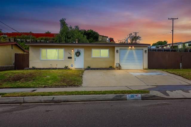 195 E Oxford St, Chula Vista, CA 91911 (#200016670) :: Allison James Estates and Homes