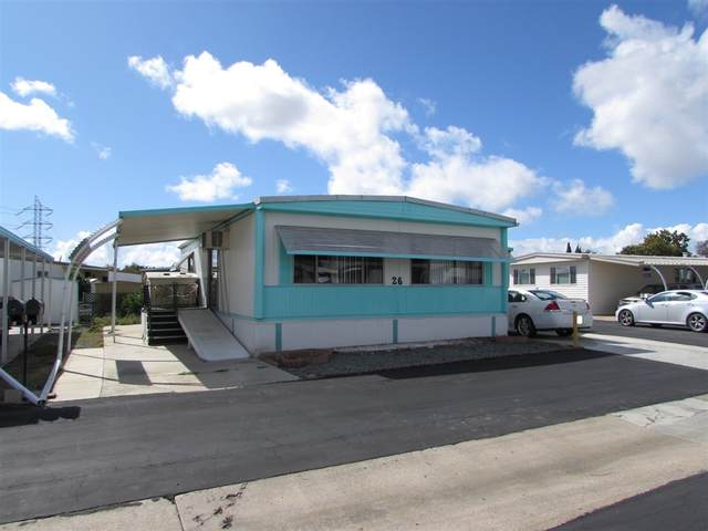 521 Orange Ave #26, Chula Vista, CA 91911 (#200016671) :: Allison James Estates and Homes