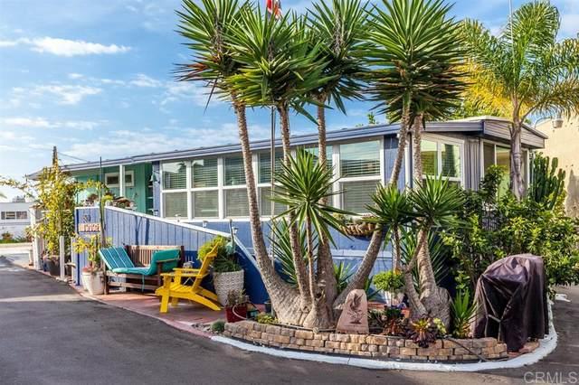 900 N Cleveland St #150, Oceanside, CA 92054 (#200016677) :: Allison James Estates and Homes