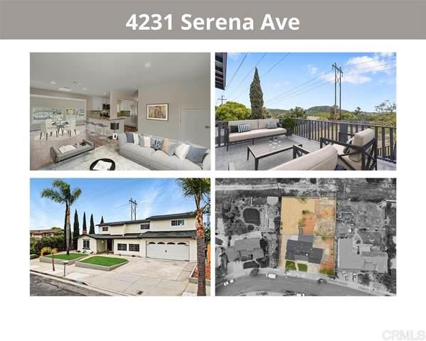 4231 Serena Ave, Oceanside, CA 92056 (#200016700) :: Keller Williams - Triolo Realty Group