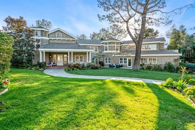 13598 Nogales Drive, Del Mar, CA 92014 (#200016933) :: Keller Williams - Triolo Realty Group