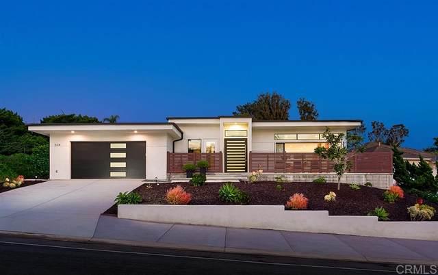 534 Glencrest Dr, Solana Beach, CA 92075 (#200017043) :: Keller Williams - Triolo Realty Group