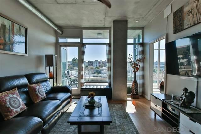 1080 Park Blvd #311, San Diego, CA 92101 (#200017243) :: Neuman & Neuman Real Estate Inc.
