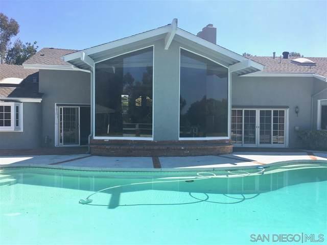 2034 Hidden Crest Drive, El Cajon, CA 92019 (#200017256) :: Keller Williams - Triolo Realty Group