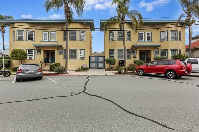 2003 3Rd Ave, San Diego, CA 92101 (#200018020) :: Cay, Carly & Patrick   Keller Williams