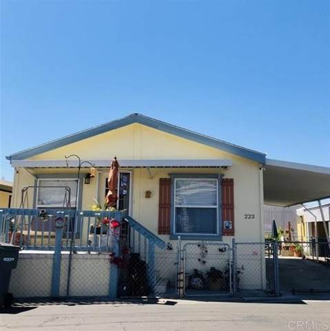 402 63Rd St Spc 223, San Diego, CA 92114 (#200018054) :: Neuman & Neuman Real Estate Inc.