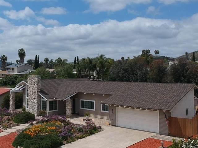 8618 Dunwoodie Road, Santee, CA 92071 (#200018207) :: Neuman & Neuman Real Estate Inc.