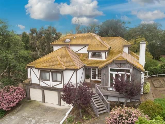 3657 La Canada Rd, Fallbrook, CA 92028 (#200018380) :: Neuman & Neuman Real Estate Inc.
