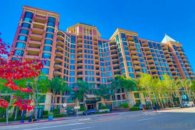 500 W Harbor Drive #709, San Diego, CA 92101 (#200018528) :: Keller Williams - Triolo Realty Group