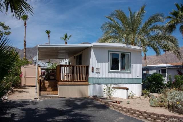 351 Palm Canyon Dr #32, Borrego Springs, CA 92004 (#200018538) :: Neuman & Neuman Real Estate Inc.