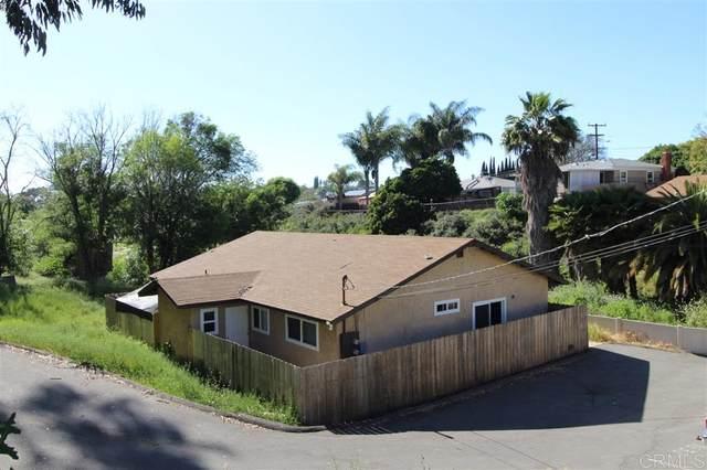 1829-33 Bakersfield St, Lemon Grove, CA 91945 (#200018756) :: Neuman & Neuman Real Estate Inc.