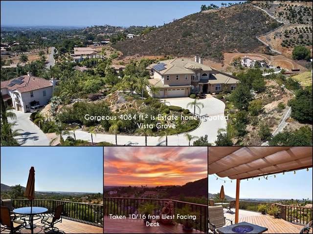 3850 Emma Rd, Vista, CA 92084 (#200019119) :: Neuman & Neuman Real Estate Inc.