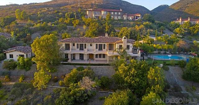 7258 Camino De Arriba, Rancho Santa Fe, CA 92067 (#200019124) :: Keller Williams - Triolo Realty Group
