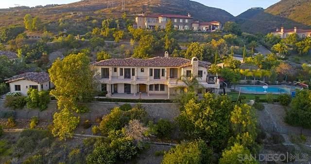 7258 Camino De Arriba, Rancho Santa Fe, CA 92067 (#200019124) :: Compass